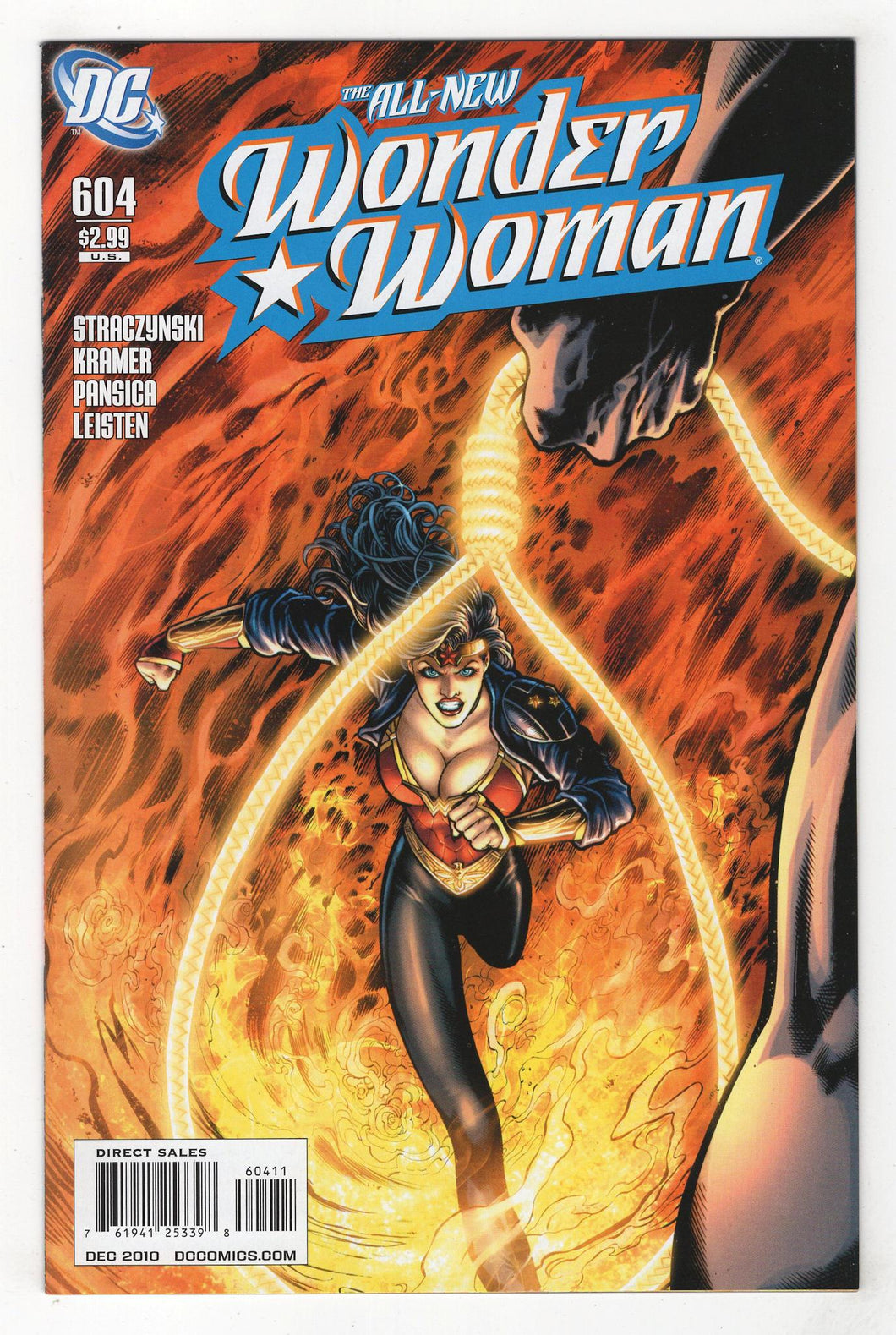 Wonder Woman #604 Cover Front