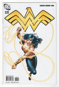 Wonder Woman #606 Cover Front