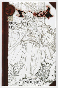 Devil May Cry #1 Cover Front