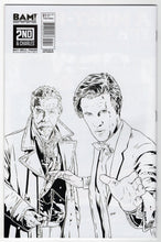 Doctor Who Four Doctors #1 Variant Cover Back