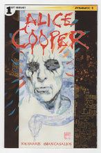 Alice Cooper #1 Cover Front