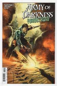 Army of Darkness Furious Road #2 Cover Front