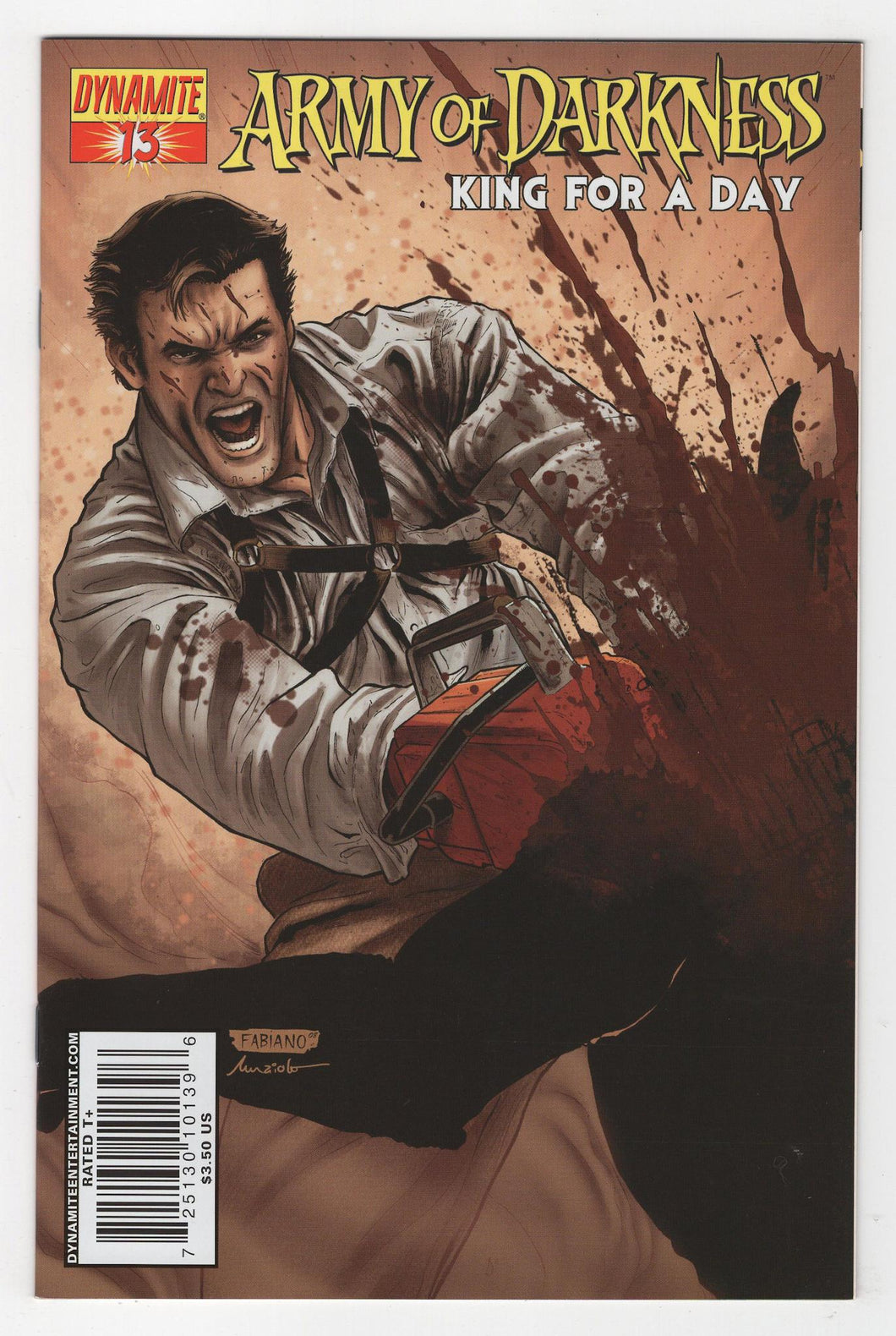 Army of Darkness #13 Cover Front