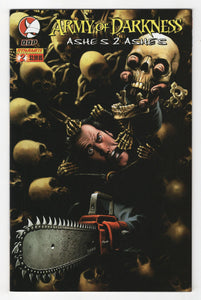 Army of Darkness Ashes 2 Ashes #2 Variant Cover Front