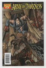 Army of Darkness #6 Variant Cover Front