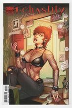 Chastity #1 Cover Front