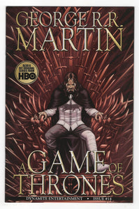 Game of Thrones #14 Cover Front