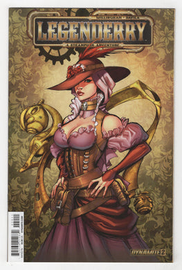 Legenderry A Steampunk Adventure #2 Cover Front