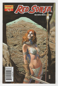 Red Sonja #14 Cover Front