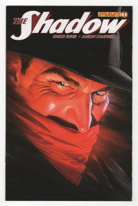The Shadow #1 Cover Front