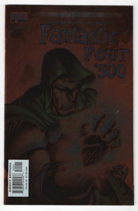 Fantastic Four Director's Cut #500 Cover Front