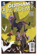 Gotham Academy #1 Cover Front