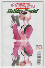 Gwenpool Holiday Special #1 Variant Cover Front