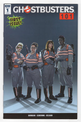 Ghostbusters 101 #1 Variant Cover Front