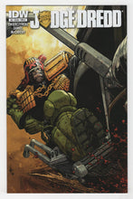 Judge Dredd #2 Cover Front