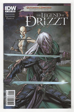 Dungeons and Dragons Legend of Drizzt Neverwinter Tales #1 Variant Cover Front