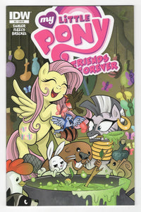 My Little Pony Friends Forever #5 Variant Cover Front