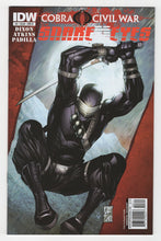 Snake Eyes #3 Variant Cover Front
