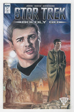 Star Trek Boldly Go #1 Variant Cover Front