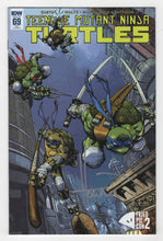 Teenage Mutant Ninja Turtles #69 Variant Cover Front