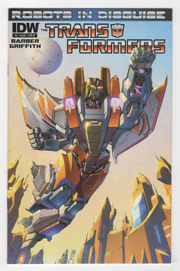 Transformers Robots in Disguise #3 Variant Cover Front