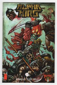 3 Floyds Alpha King #1 Cover Front