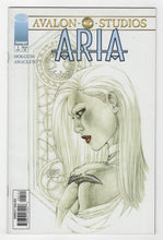 Aria #1 Variant Cover Front