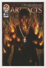 Artifacts #13 Variant Cover Front