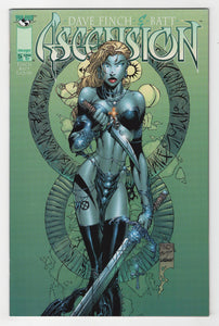 Ascension #5 Cover Front