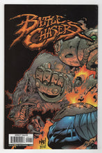 Battle Chasers #1 Variant Cover Back