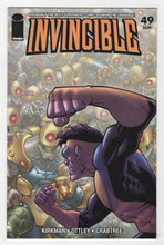 Invincible #49 Cover Front