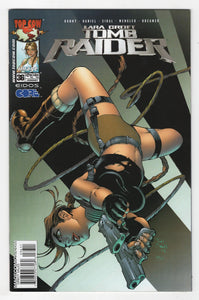 Tomb Raider #36 Cover Front