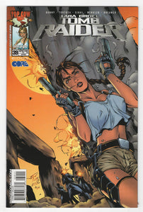 Tomb Raider #39 Cover Front