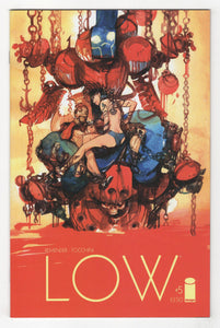 Low #5 Cover Front