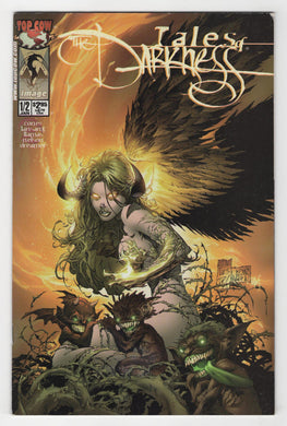 Tales of the Darkness #1/2 Cover Front