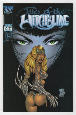 Tales of the Witchblade #7 Cover Front