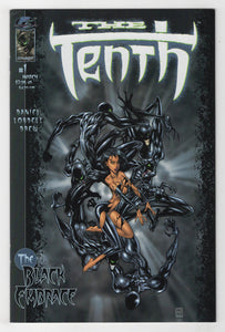 Tenth Black Embrace #1 Cover Front