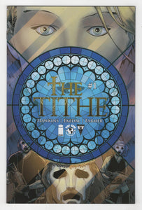Tithe #1 Cover Front