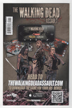 Walking Dead Governor Special #1 Cover Back