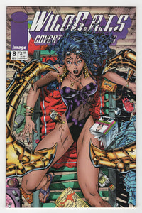 Wildcats Covert Action Teams #8 Cover Front