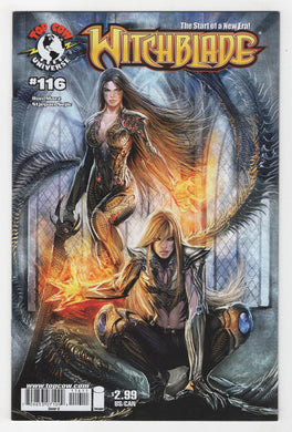 Witchblade #116 Cover Front