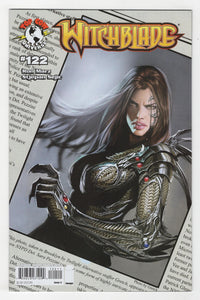 Witchblade #122 Cover Front