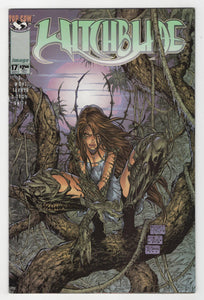 Witchblade #17 Cover Front