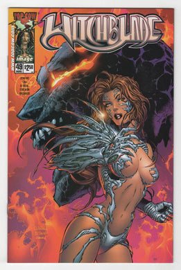 Witchblade #49 Cover Front