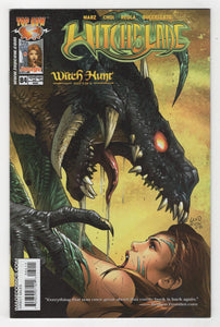 Witchblade #84 Cover Front