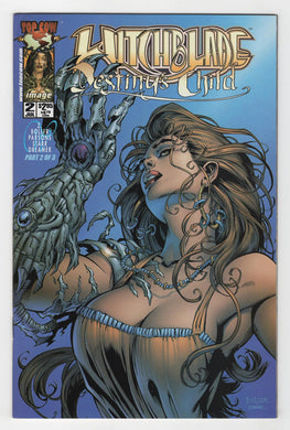 Witchblade Destiny's Child #2 Cover Front