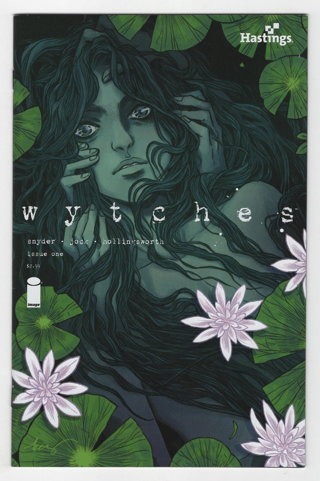 Wytches #1 Variant Cover Front