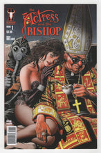 Actress and the Bishop #1 Cover Front