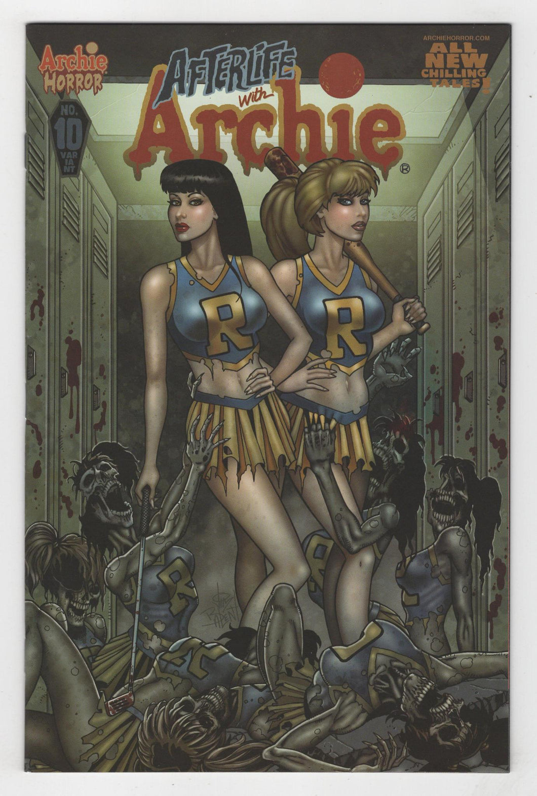 Afterlife With Archie #10 Variant Cover Front