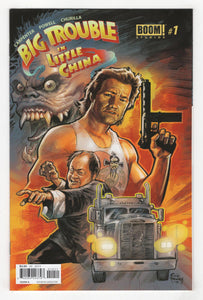 Big Trouble in Little China #1 Cover Front